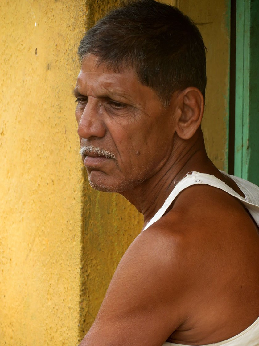 Displaced 46 years ago, Vitthal Ganu Vide's family is yet to be 'rehabilitated'. Credit: Paresh Bhujbal