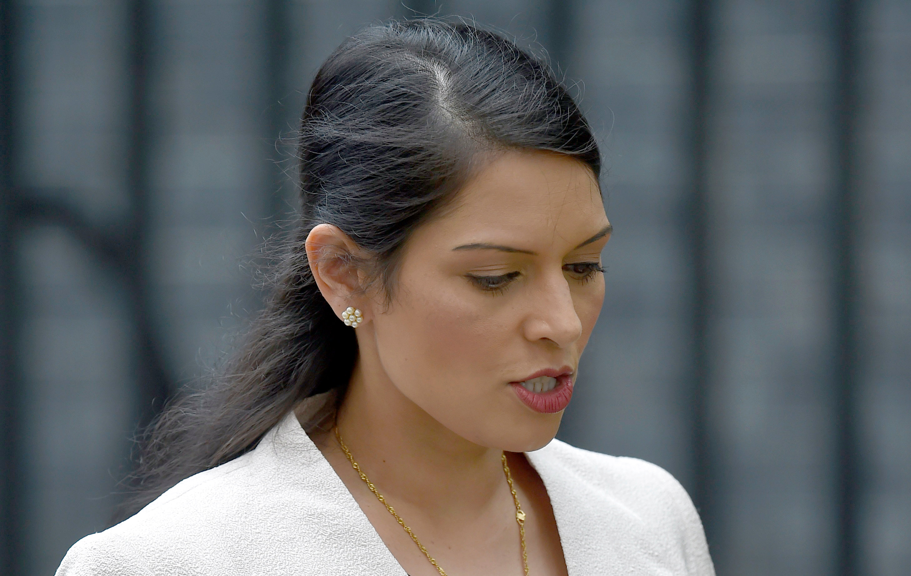 In New Test for Theresa May, Priti Patel Resigns