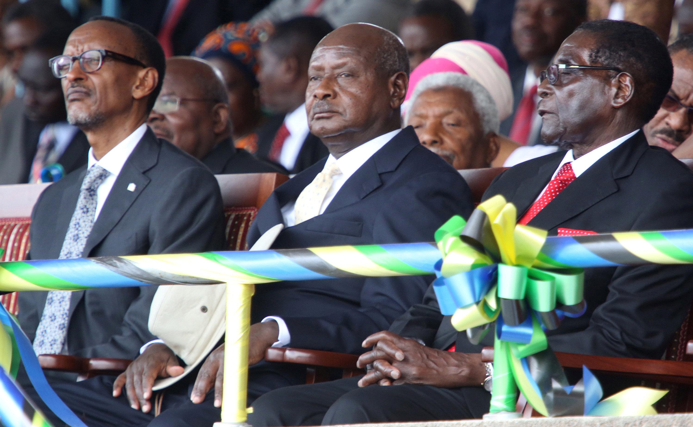 africa's longest serving leaders - HD3000×1847