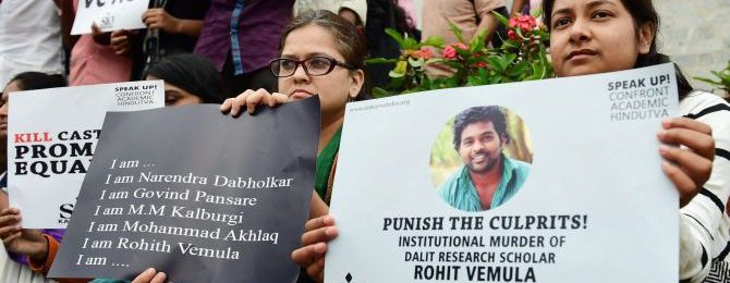 India's Universities Are Falling Terribly Short on Addressing Caste Discrimination