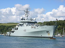 In June 2015, Royal Navy ship HMS Enterprise replaced HMS Bulwark in the mission to rescue migrants crossing the Mediterranean from Libya to Italy. Credit: Wikipedia