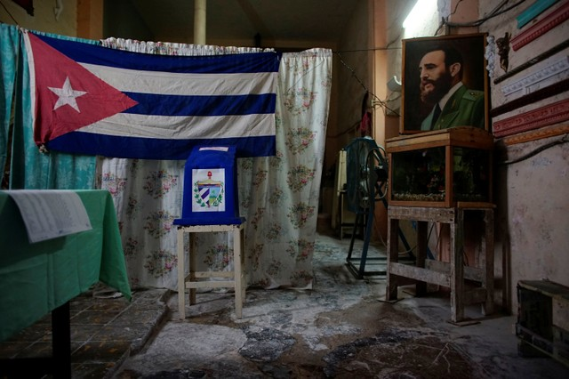 Cuba Holds Municipal Polls on Road to End to Castro Era