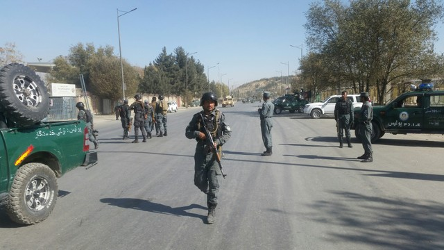Kabul: Five Feared Killed in TV Station Attack Claimed by ISIS