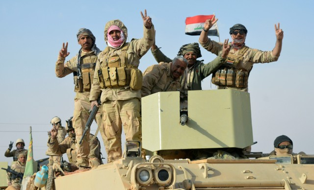 Last ISIS-Held Town Recaptured by Iraqi Forces