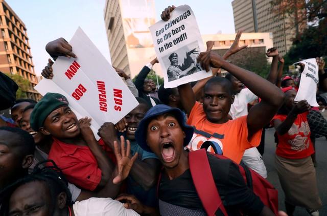 The Inside Story of Robert Mugabe's Downfall