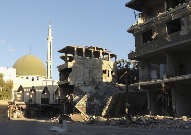 At UN, Russia Slams Inquiry Into Toxic Gas Attacks in Syria