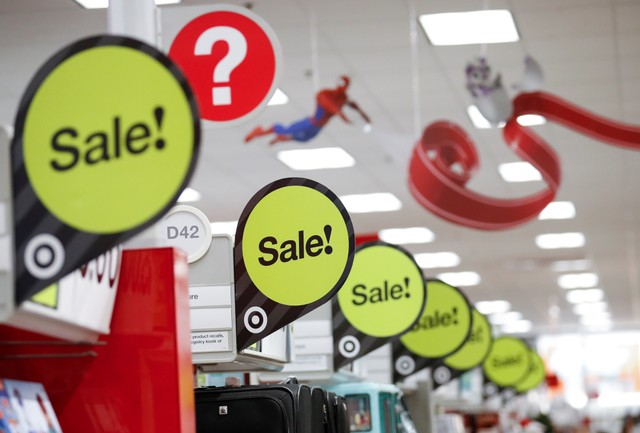 Black Friday, Thanksgiving Online Sales Surge to Record Levels in US