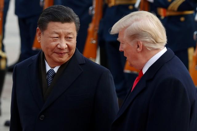 Trump Praises 'Highly Respected' Xi; China Media Says Visit Set New Blueprint for US-China Ties