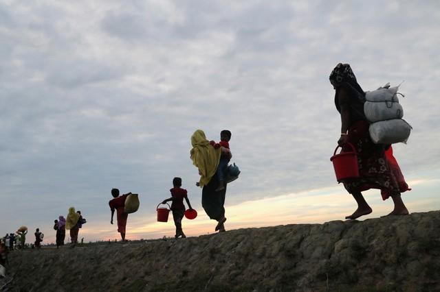 Myanmar Denies Alleged Atrocities Against Rohingya