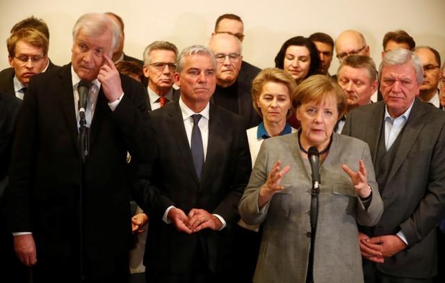 As German Coalition Talks Fail, Merkel's Fourth Term in Doubt