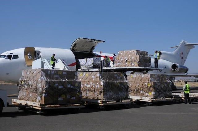 Medical Supplies, UN Aid Workers Reach Yemen After Blockade Eased
