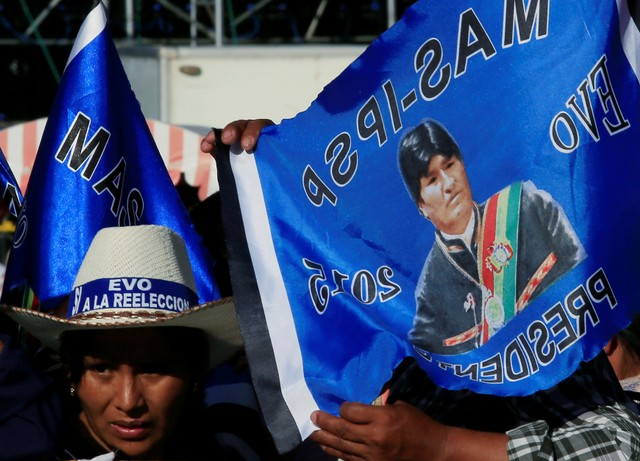 Bolivian Court Clears Way for Evo Morales to Seek Fourth Presidential Term