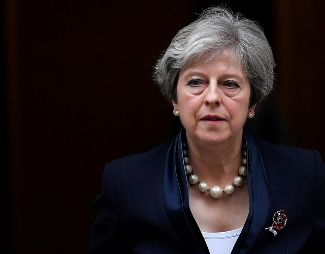 To Discuss Brexit Divorce Bill Offer, Theresa May Meets Senior Ministers