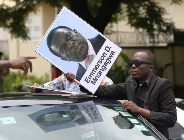 'The People Have Spoken,' Says Zimbabwe's New Leader Following Mugabe's Ouster