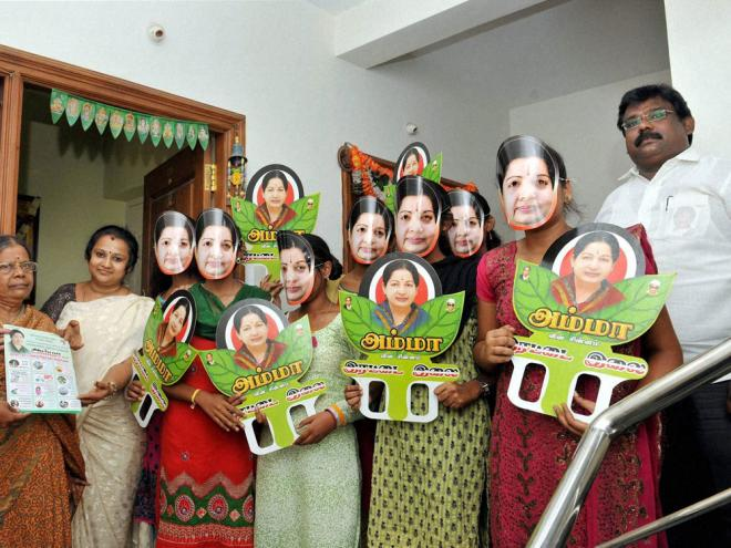EC Grants Ruling AIADMK Faction 'Two Leaves' Symbol, Says Tamil Nadu CM