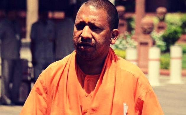 Uttar Pradesh chief minister Adityanath. Credit: PTI
