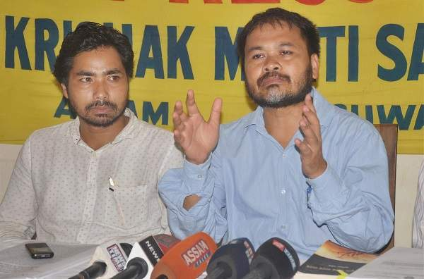 Farmers' Groups Plan National Campaign to Demand Release of Assamese Activist Akhil Gogoi