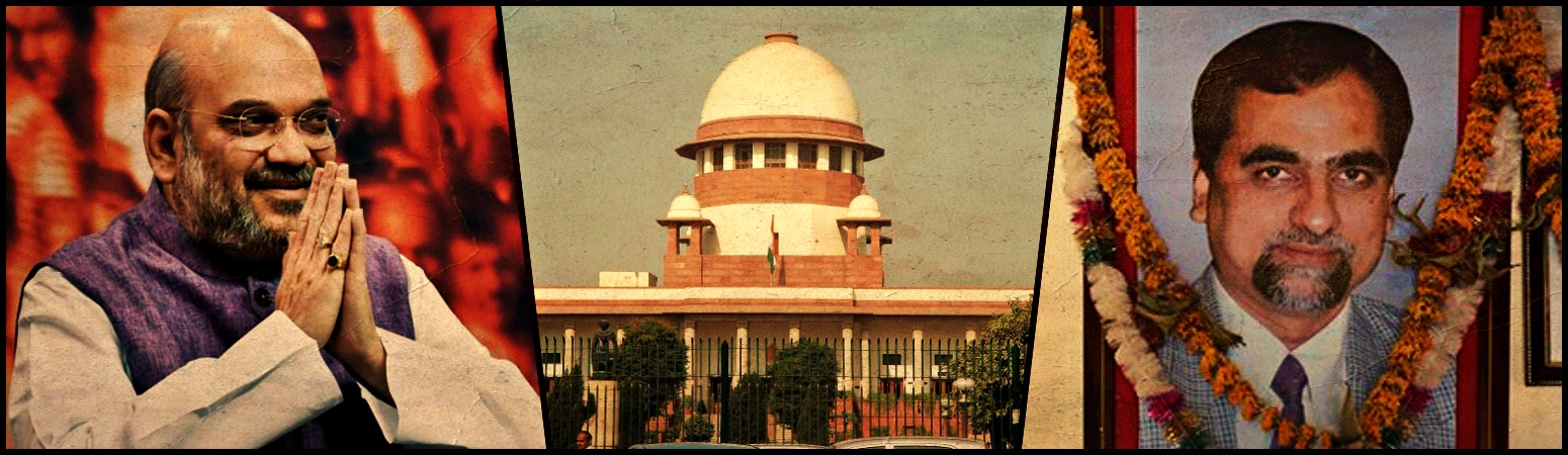 SC Should Reconsider Its Dismissal of Appeal Against Amit Shah's Discharge in Sohrabuddin Case
