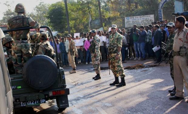 Assam Police Arrests 14 APSC Officers for Involvement in Cash-For-Jobs Scam
