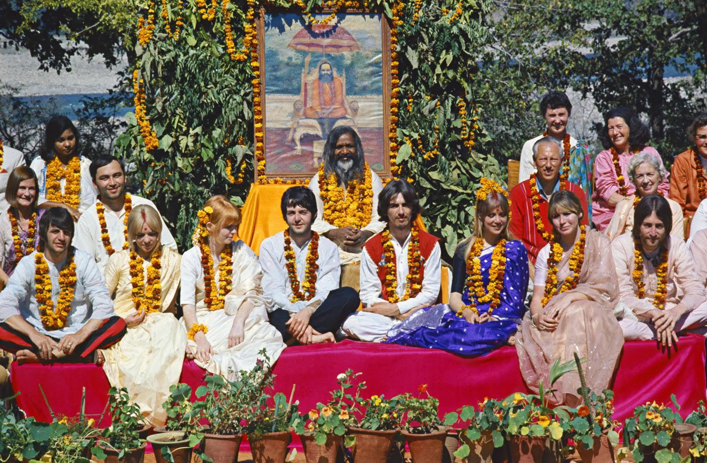 When the Beatles Came to Rishikesh to Relax, Meditate and Write Some Classic Songs