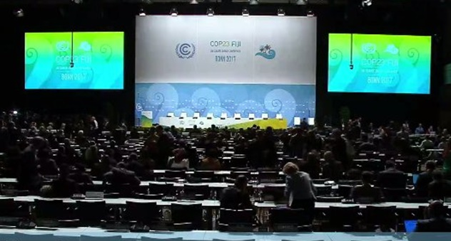 Don't Wake the Bear: Fragile UN Climate Talks Begin in Bonn