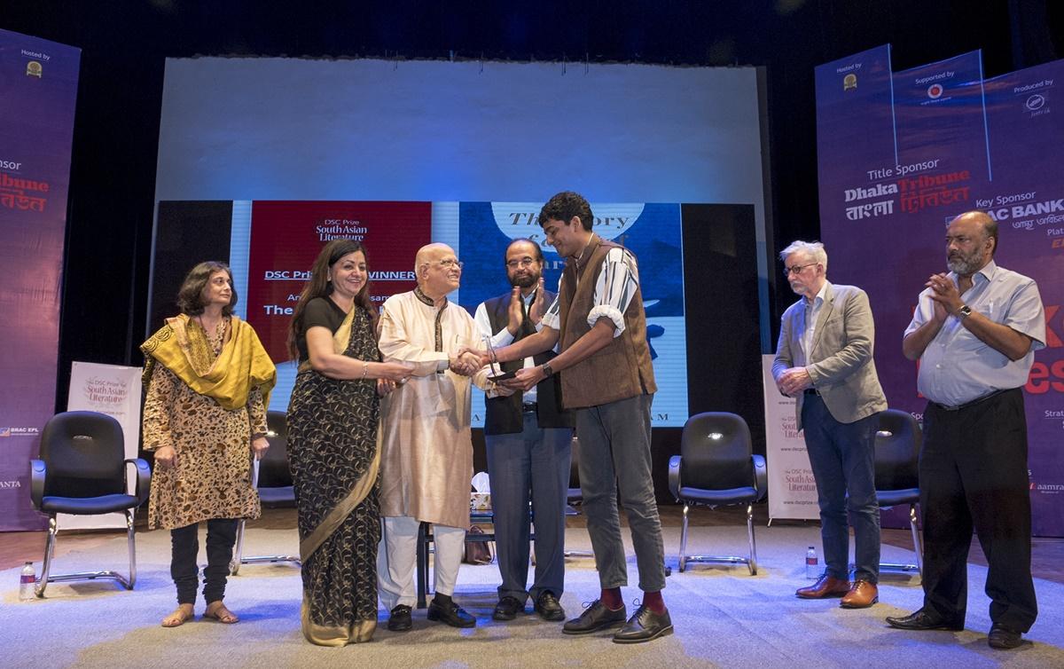 Anuk Arudpragasam wins DSC Prize for South Asian Literature
