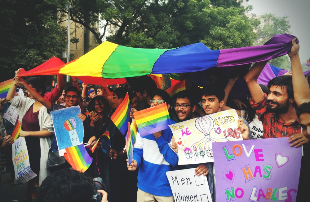 How the LGBTQ Fight in India Went From Being a Health Issue to Civil