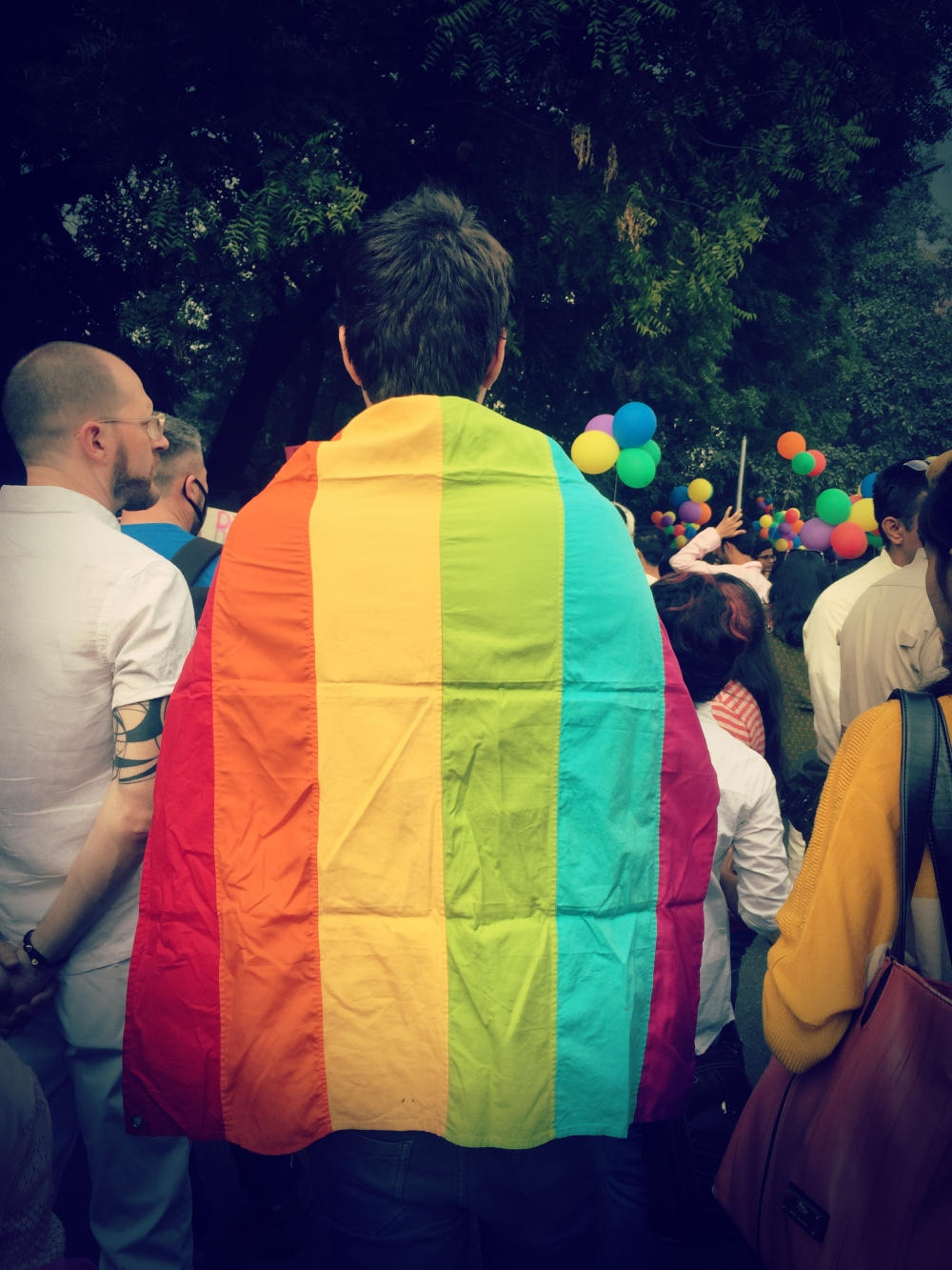 Delhi Pride Parade LGBTQ rights