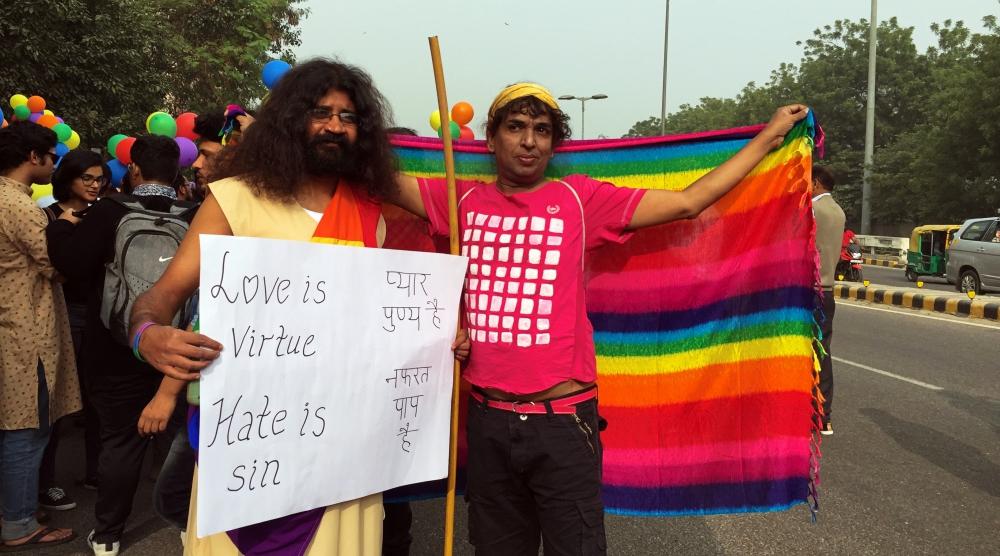 Delhi Pride Parade LGBTQ rights