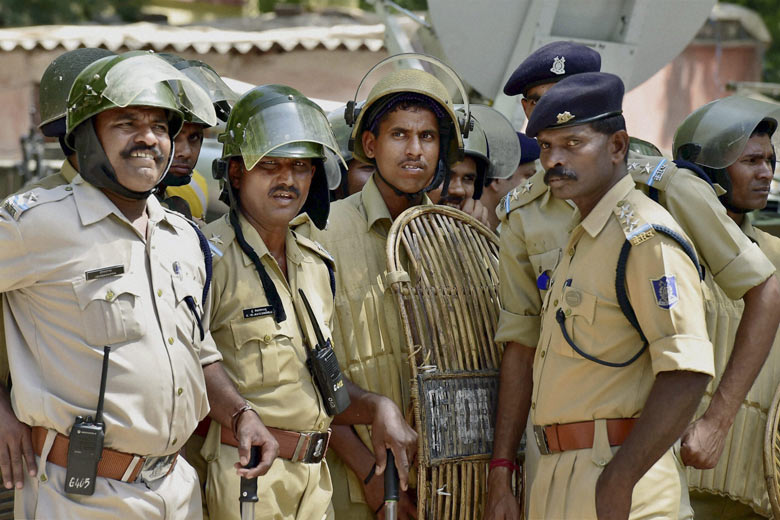 Alipur Mosque Attack: Minority Panel Issues Notice to Commissioner of Delhi Police