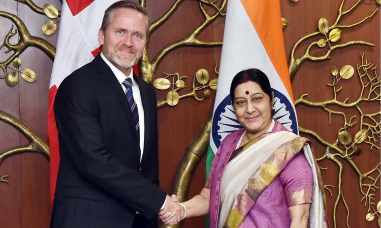 In Another Sign of Normalisation, First India Visit by Denmark's Foreign Minister in Seven Years