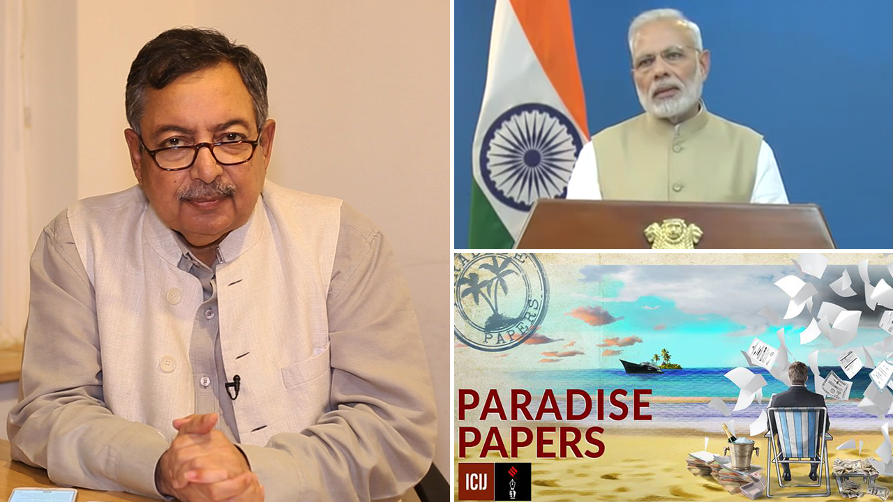 'Jan Gan Man Ki Baat' Episode 147: Demonetisation Anniversary and Paradise Papers