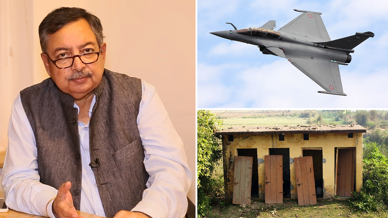 'Jan Gan Man Ki Baat', Episode 151: Rafale Deal and Sanitation Coverage in India