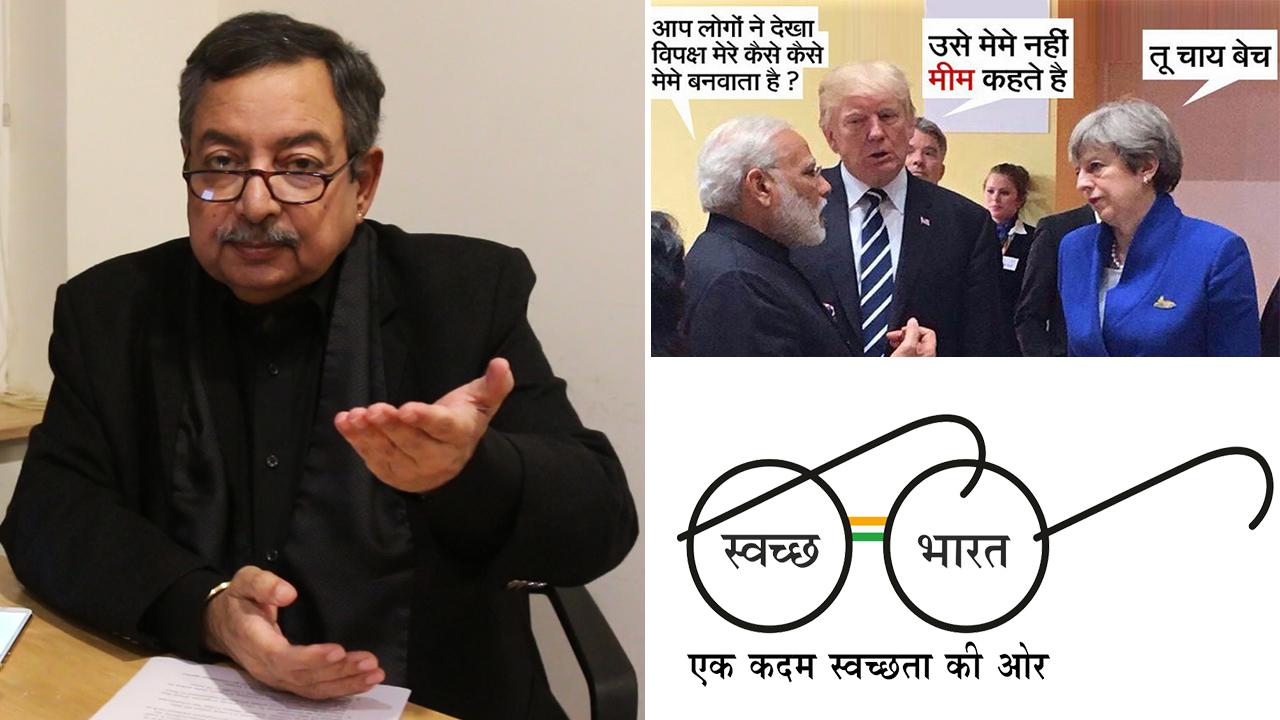'Jan Gan Man Ki Baat', Episode 154: Meme on PM Modi and Swachh Bharat Abhiyan