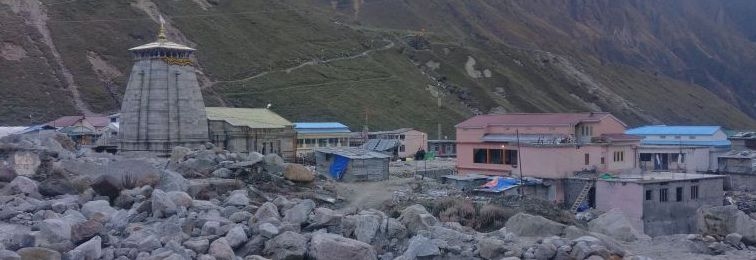 In Rebuilding Kedarnath, a New Disaster in the Making