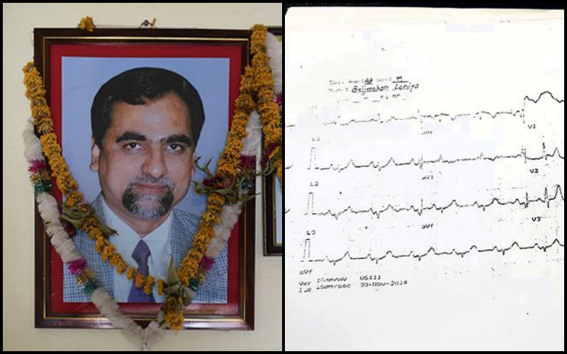Congress for Probe Into Loya's Death, Sees Foul Play in Death of Two Associates