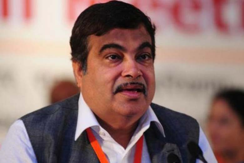 Congress Questions Gadkari Over Dealings of Private Secretary's Firm