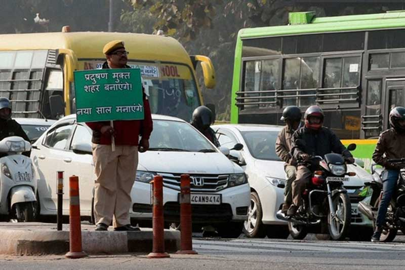 Odd-Even Car Rationing Scheme to Return From Monday as Delhi Pollution Levels Rise