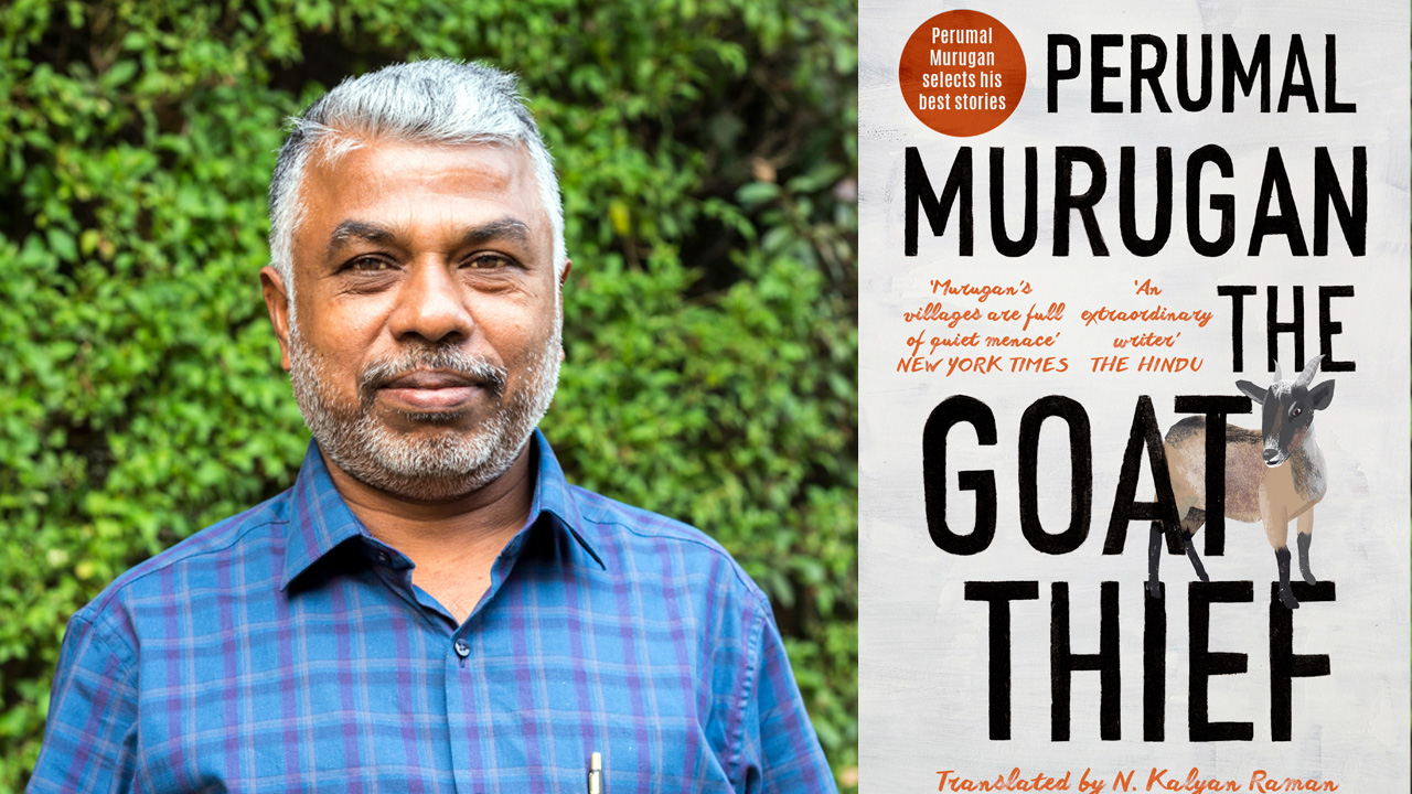 Perumal Murugan: 'Threats Should Not Be Issued to a Writer'