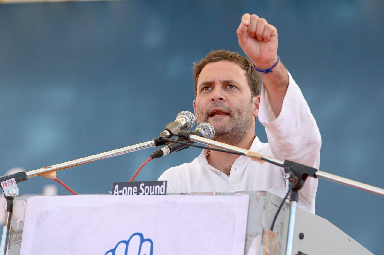 Rahul Gandhi Is Narendra Modi's Strongest Ally