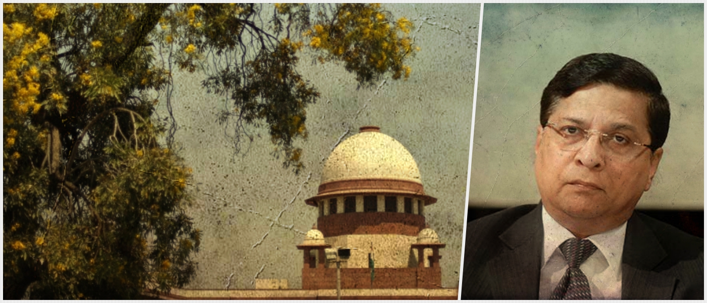In Dismissing Bribery Probe, SC Equates Request for Recusal of Judges With Contempt of Court
