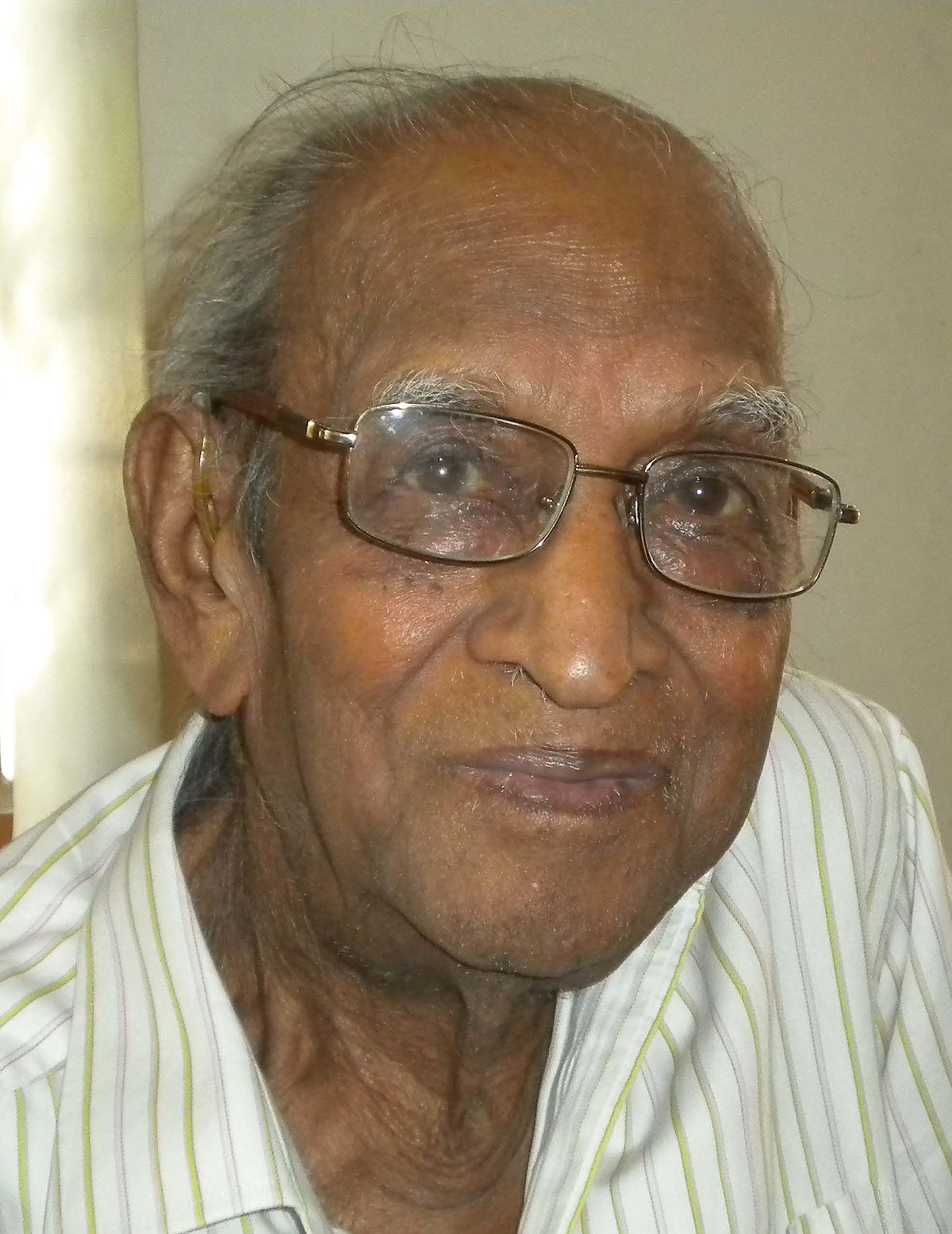 Satish Chandra. Credit: Wikimedia Commons
