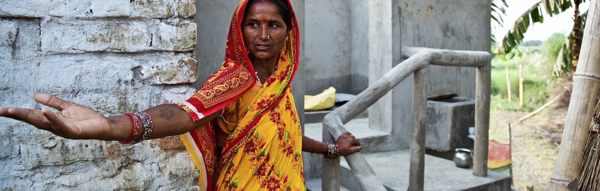 Ecosan Toilets Are Making It Safer for Rural Bihar's Women to Defecate During Floods