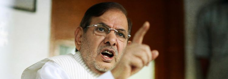 Since the Modi Dispensation Took Over, It Has Been a Reign of Ruin: Sharad Yadav