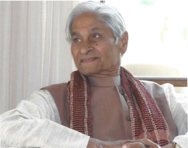 Sharadchandra Shankar Shrikhande. Courtesy: Shrikhande family/Bhavana