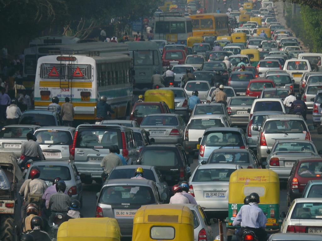 Odd-Even Scheme Back in Delhi From November 13-17