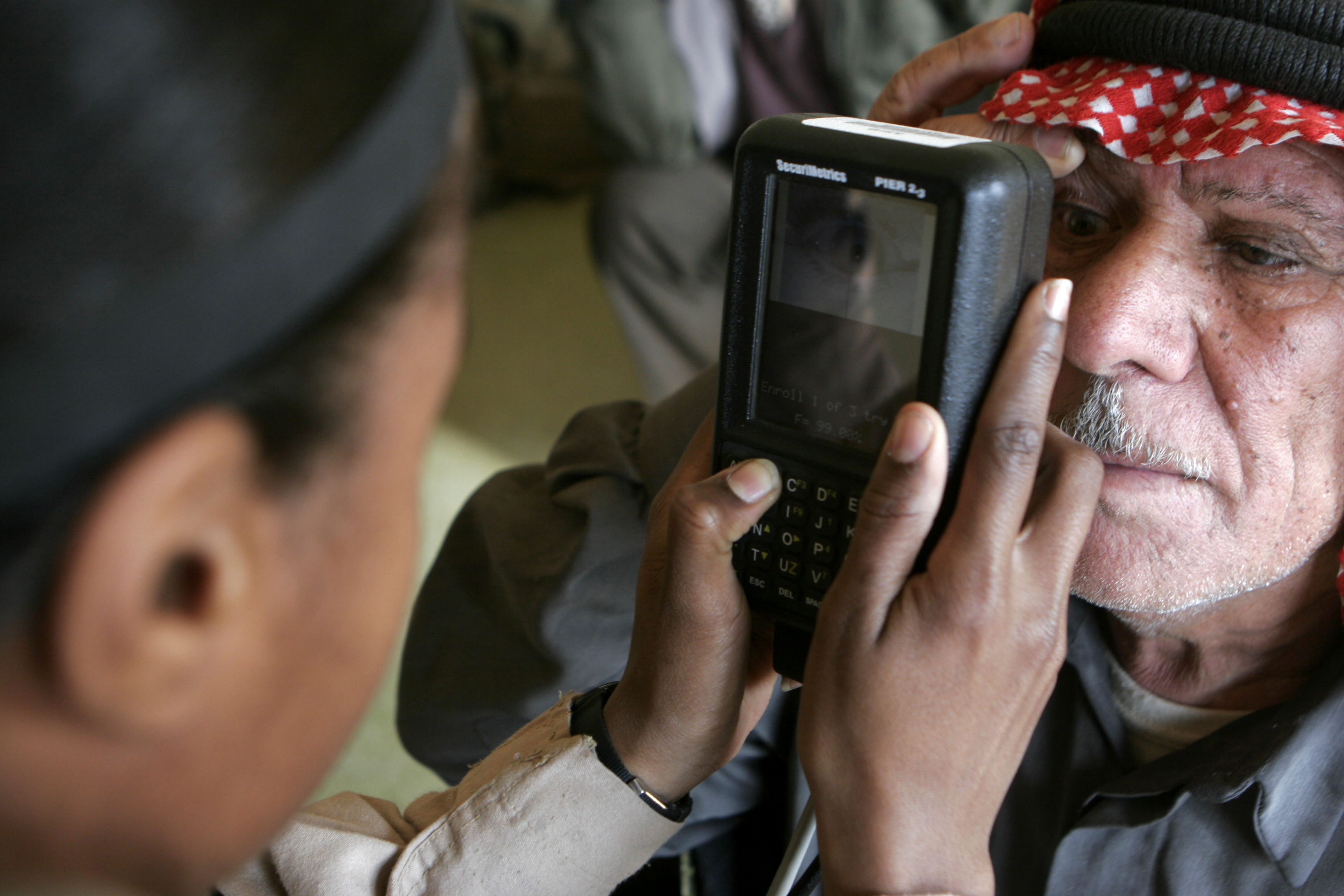 Somaliland Becomes First Country to Use Iris Recognition in Elections