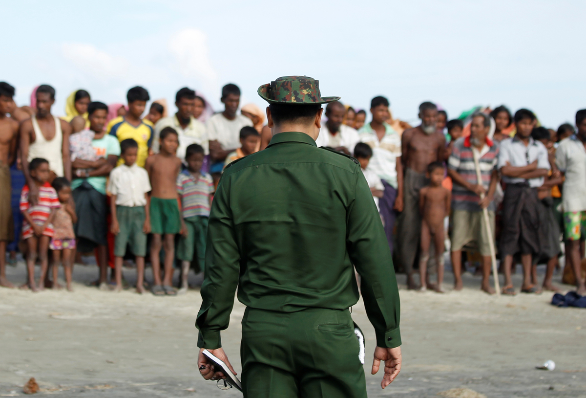 Violence Against Rohingya Muslims Carried Out with 'Genocidal Intent': UN Report