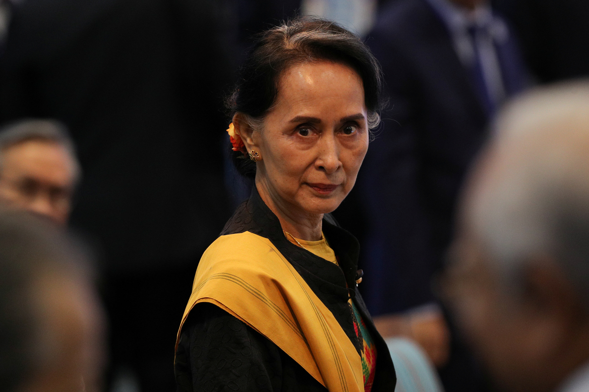 Rohingya Crisis, Suu Kyi Under the Microscope Before Southeast Asia Summit