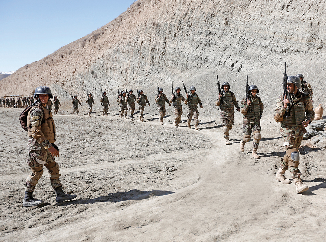 India Should Have No Illusions About Trump's Afghan Strategy